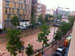 Lluvias torrenciales